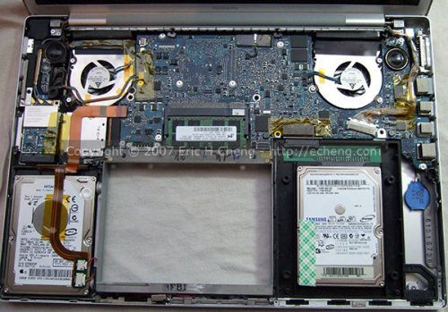 how to clean my hard drive on macbook pro