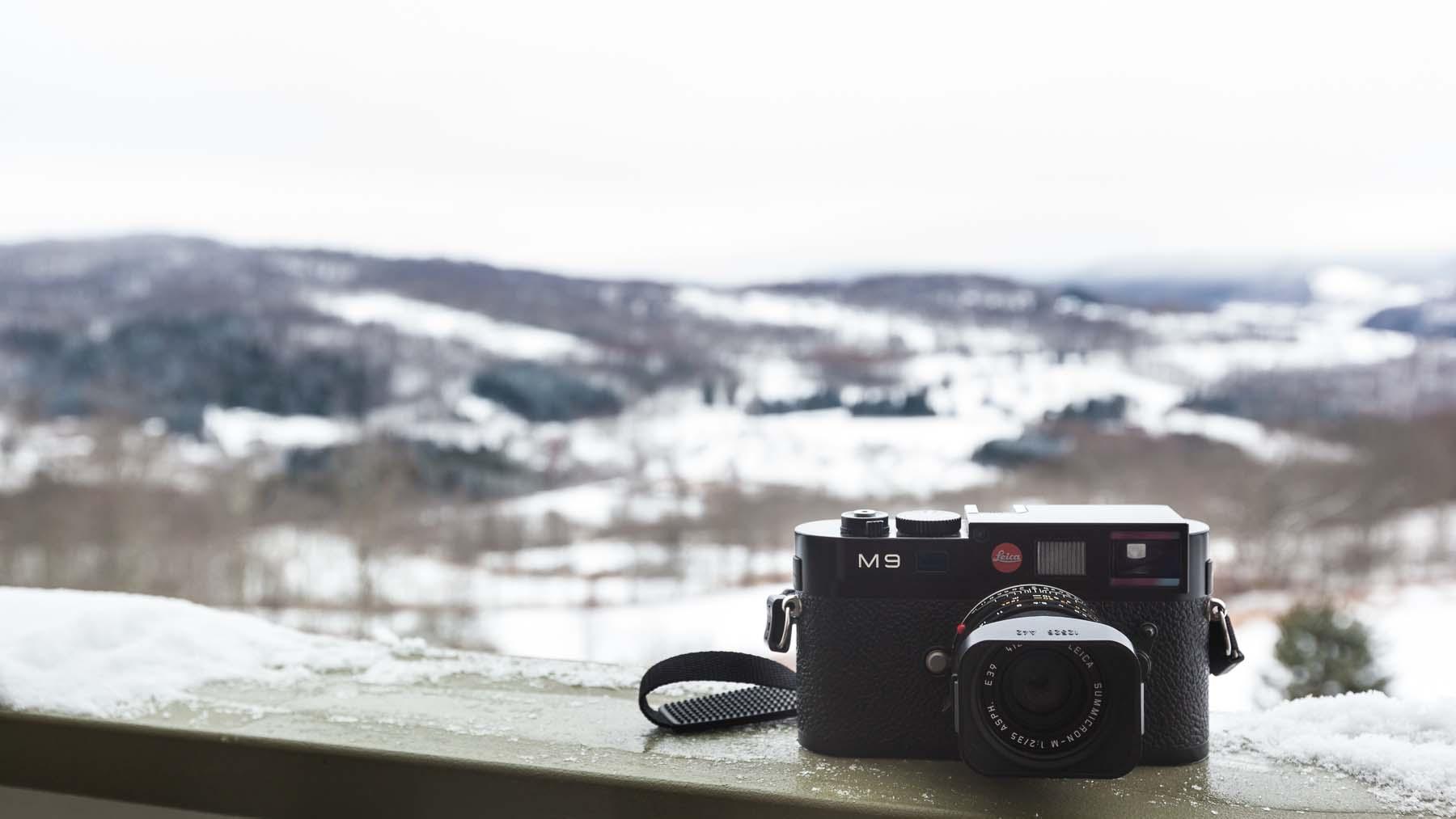 The Leica M9, as a pro-hobbyist photographer