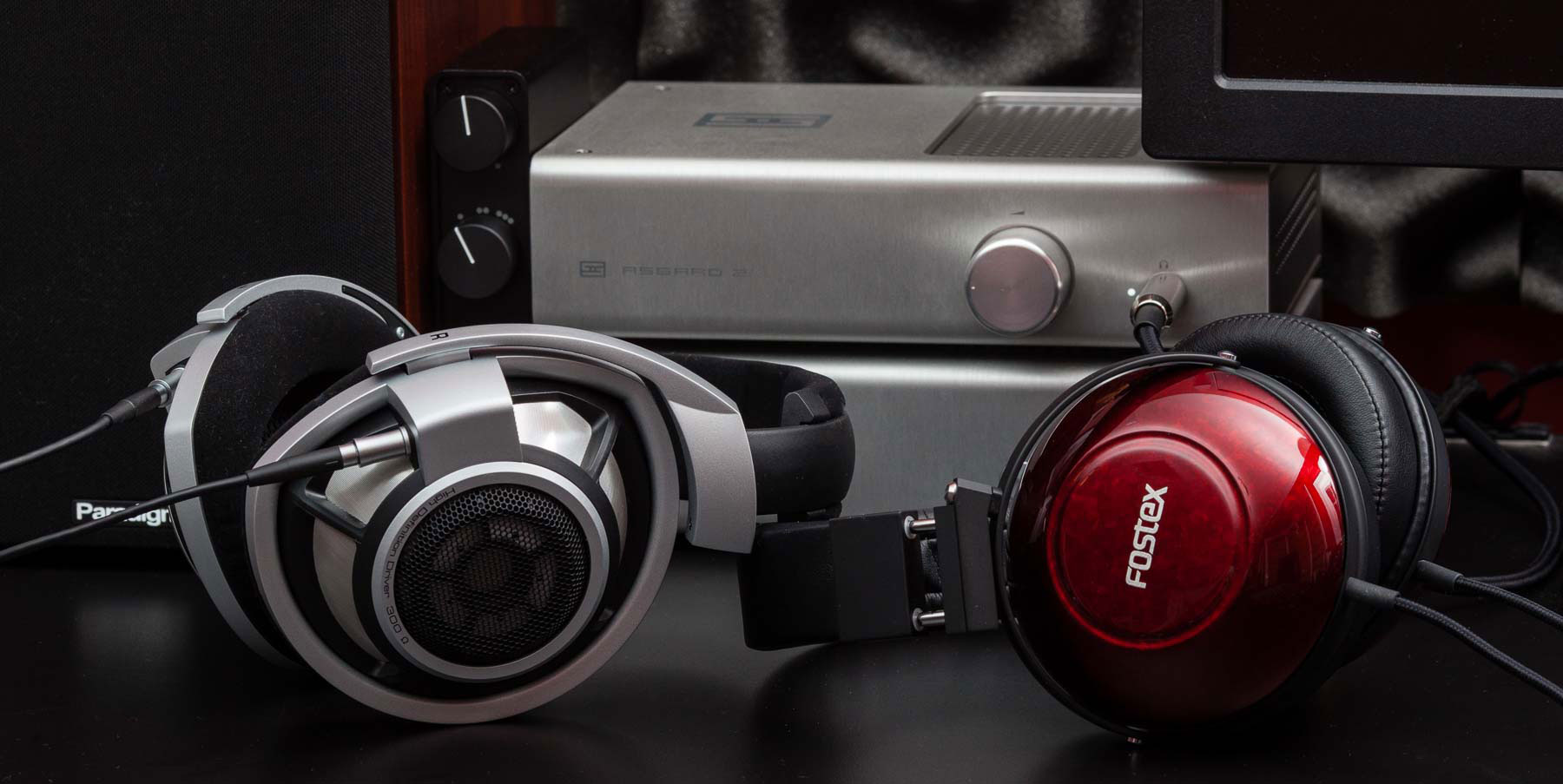Two Ridiculous Headphones and a Pile of Schiit – Marco org