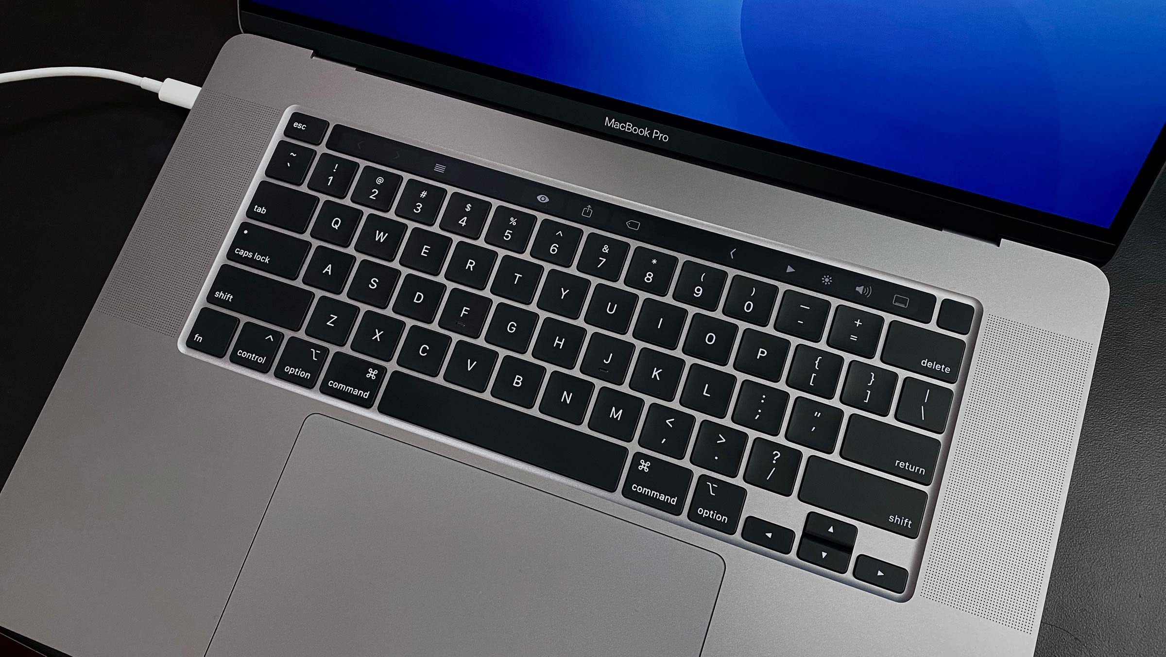 Marco Arment / Photo of 16-inch MacBook Pro